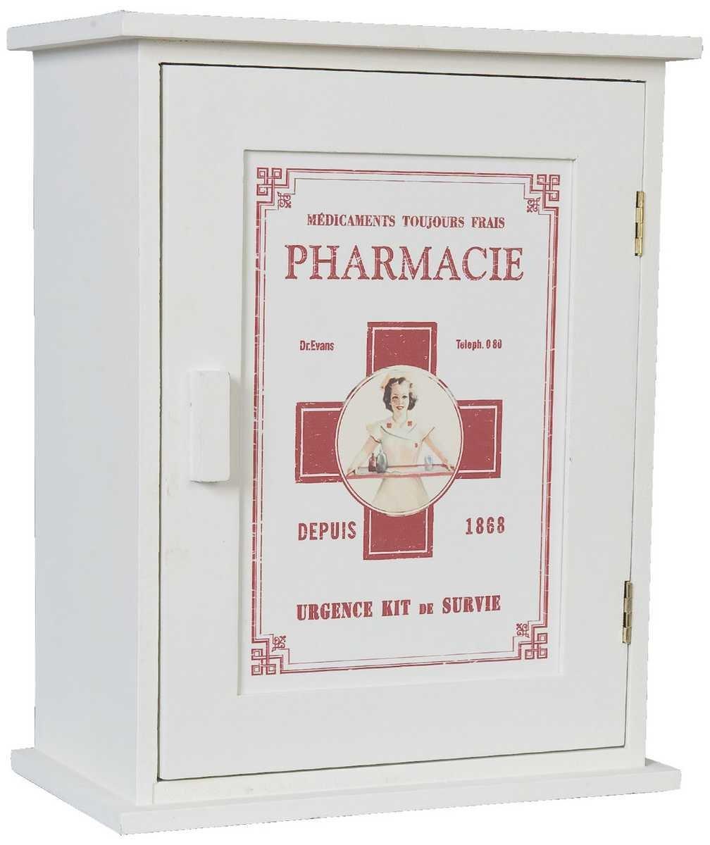 Medizinschrank vintage - Vergleich von Hausapotheke und Medizinschrank
